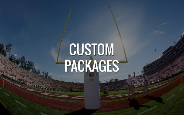 Custom Sports Trips Packages