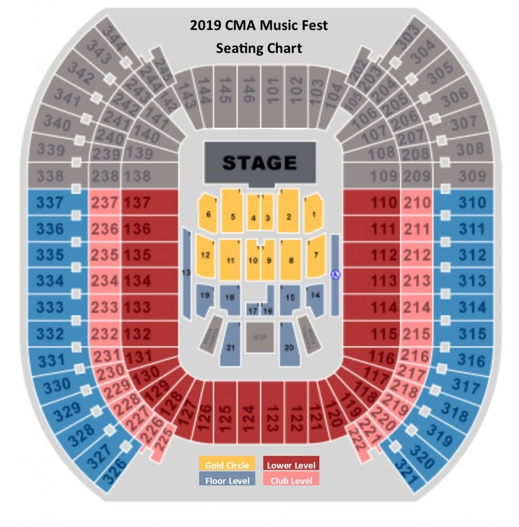 Cma Fest Tickets Travel Packages Gem Hospitality
